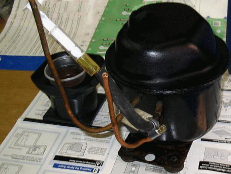 compressor05 - DIY: Homemade Airbrush Compressor