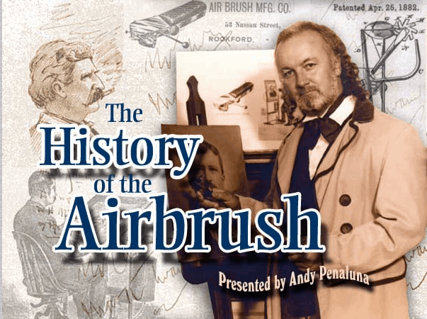 penaluna - Who Invented Airbrush?