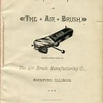 1884 Walkup Airbrush Bklt3 01 150x150 - First Airbrush Book, Brochures and Magazines