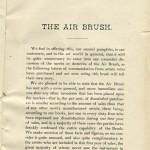 1884 Walkup Airbrush Bklt3 03 150x150 - First Airbrush Book, Brochures and Magazines