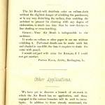 1884 Walkup Airbrush Bklt3 17 150x150 - First Airbrush Book, Brochures and Magazines