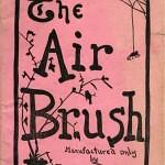1884 Walkup Airbrush Bklt3 c1 150x150 - First Airbrush Book, Brochures and Magazines