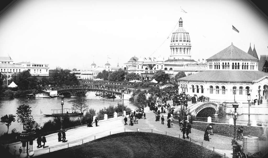 Chicago Worlds Columbian Exposition 1893 - 1893: The Columbian Exposition in Chicago