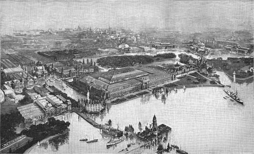 Weltausstellung chicago brockhaus 500x303 - 1893: The Columbian Exposition in Chicago