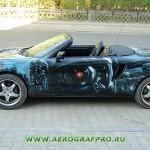 aero 3 aerografpro.ru 011 150x150 - Re-Inspired - aerografpro.ru - Airbrush Car Gallery of Russia Exhibition Show