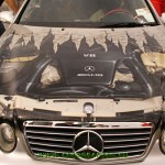 aero 3 aerografpro.ru 019 150x150 - Re-Inspired - aerografpro.ru - Airbrush Car Gallery of Russia Exhibition Show