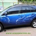 aero 3 aerografpro.ru 047 150x150 - Re-Inspired - aerografpro.ru - Airbrush Car Gallery of Russia Exhibition Show