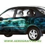 aero 3 aerografpro.ru 062 150x150 - Re-Inspired - aerografpro.ru - Airbrush Car Gallery of Russia Exhibition Show