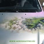 aero 3 aerografpro.ru 075 150x150 - Re-Inspired - aerografpro.ru - Airbrush Car Gallery of Russia Exhibition Show