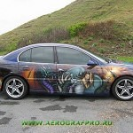 aero 3 aerografpro.ru 099 150x150 - Re-Inspired - aerografpro.ru - Airbrush Car Gallery of Russia Exhibition Show