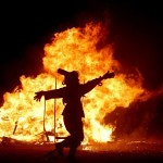burning man 5 150x150 - Airbrush Fire Reference Pictures Pack to Download