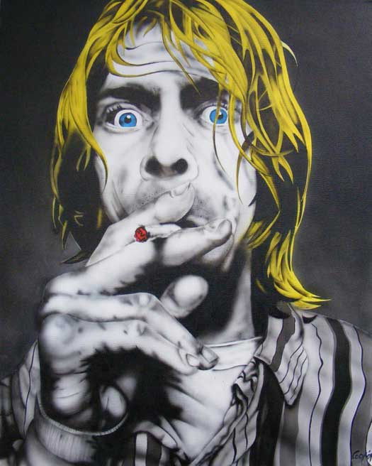 04 - Colm O'Connor (Irish Airbrush Artist)