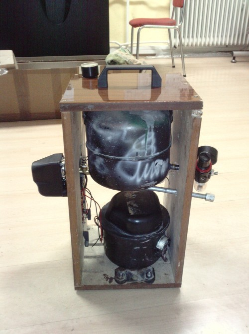 P021210 11.290001 500x669 - Silent DIY Air Compressor with Auto-Switch