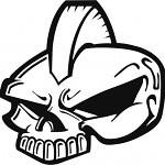 coolskull 005 aerografpro.ru  150x150 - 50 Skull Stencils (.ai .cdr .eps .jpg)