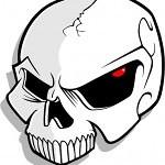 coolskull 034 aerografpro.ru  150x150 - 50 Skull Stencils (.ai .cdr .eps .jpg)