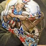 ice hockey helmets 0 150x150 - Airbrushed Helmets for Ice Hockey