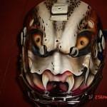 ice hockey helmets 17 150x150 - Airbrushed Helmets for Ice Hockey
