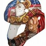 ice hockey helmets 5 150x150 - Airbrushed Helmets for Ice Hockey