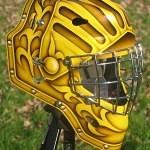 ice hockey helmets 9 150x150 - Airbrushed Helmets for Ice Hockey