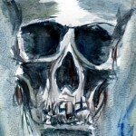 Skull by motherpearl666 150x150 - Ultimate Skull Reference Images Pack