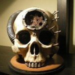 Steampunk skull by 8Fallen2 150x150 - Ultimate Skull Reference Images Pack