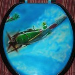 airbrush toilet seats 2 150x150 - Airbrushed Toilet Seats