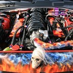 airbrush scull 10 150x150 - Real Flames and Skulls Obsession...