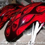 airbrush scull 19 150x150 - Real Flames and Skulls Obsession...