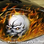 airbrush scull 20 150x150 - Real Flames and Skulls Obsession...