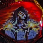 airbrush scull 6 150x150 - Real Flames and Skulls Obsession...