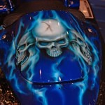 airbrush scull 8 150x150 - Real Flames and Skulls Obsession...