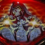 airbrush scull 9 150x150 - Real Flames and Skulls Obsession...