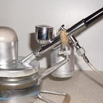 Airbrush Cleaning Station 9 150x150 - My 15 Basic Airbrush Rules