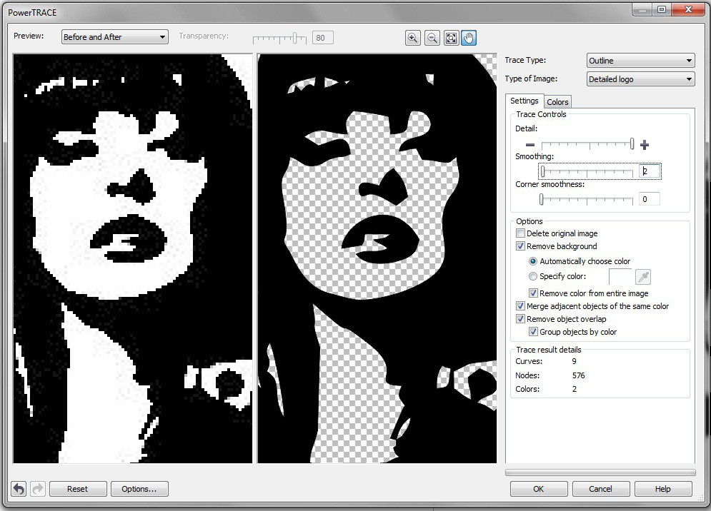 stencil 7 - How to Make a Stencil in CorelDraw