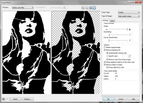 stencil 9 500x359 - How to Make a Stencil in CorelDraw