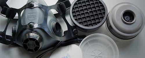 respirator - My 15 Basic Airbrush Rules