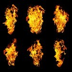 f 01 150x150 - Fire Reference Images Pack - part 2