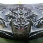 Nikolay Kozlov Airbrush Car 2 150x150 - Mad Airbrush Art by Nikolay Kozlov
