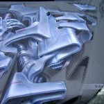 Nikolay Kozlov Airbrush Car 3 150x150 - Mad Airbrush Art by Nikolay Kozlov