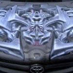 Nikolay Kozlov Airbrush Car 4 150x150 - Mad Airbrush Art by Nikolay Kozlov