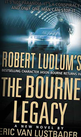 The Bourne Legacy book - How To Get Inspiration For Your Airbrush Art