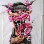 airbrush t shirt 2 150x150 - Mad Airbrush Art by Nikolay Kozlov