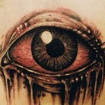 3d tattoo eye 150x150 - Permanent or Temporary Tattoos (3D)