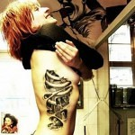 3d tattoo ribs 150x150 - Permanent or Temporary Tattoos (3D)
