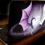 airbrush on laptop 17 150x150 - Airbrush Laptop Cover