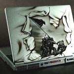 airbrush on laptop 18 150x150 - Airbrush Laptop Cover