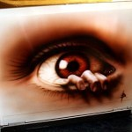 airbrush on laptop 19 150x150 - Permanent or Temporary Tattoos (3D)