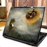 airbrush on laptop 2 150x150 - Airbrush Laptop Cover