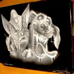 airbrush on laptop 35 150x150 - Airbrush Laptop Cover