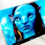 airbrush on laptop 56 150x150 - Airbrush Laptop Cover